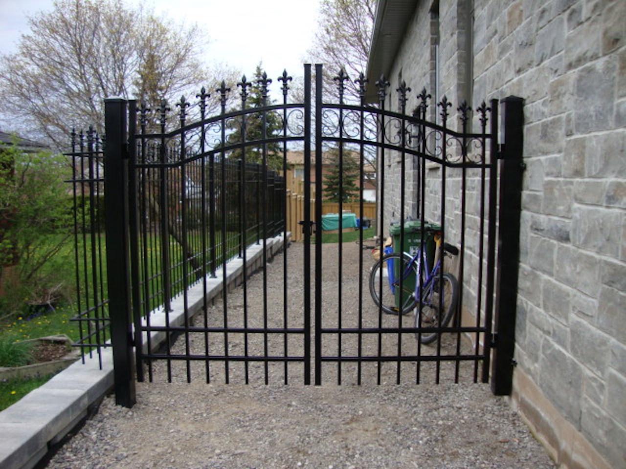 Double Gates Authentic Ironworks